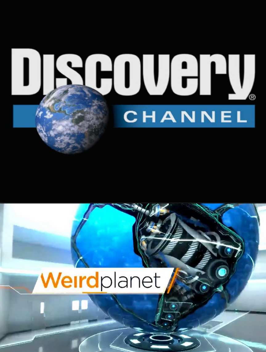 Discovery Channel Canada | Press for P2 Photography for their Buck the Cubicle video motion project.